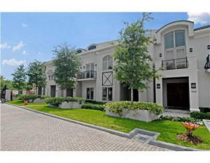 Oak Lane is High Pines' newest townhome community.