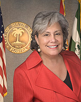 Commissioner Valerie Newman