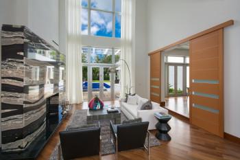 Formal Living Room After