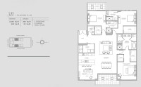 3B | 3 Bedroom