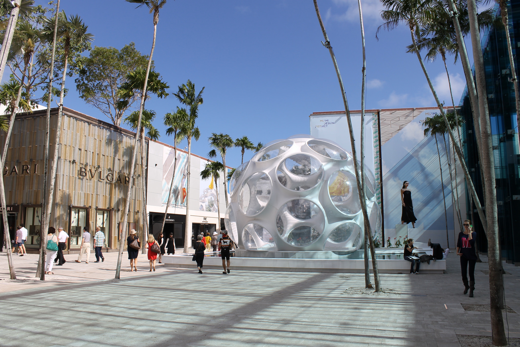 Wynwood and the design district the hotspots miami real for Nearest hotel to dubai design district